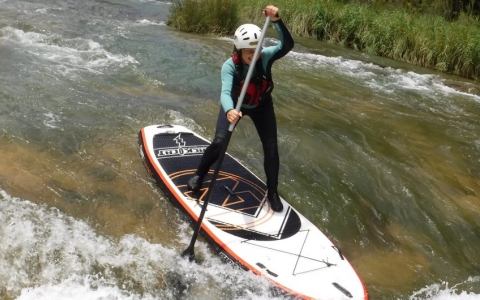 Curso de instructor de River Sup - GRATUITO